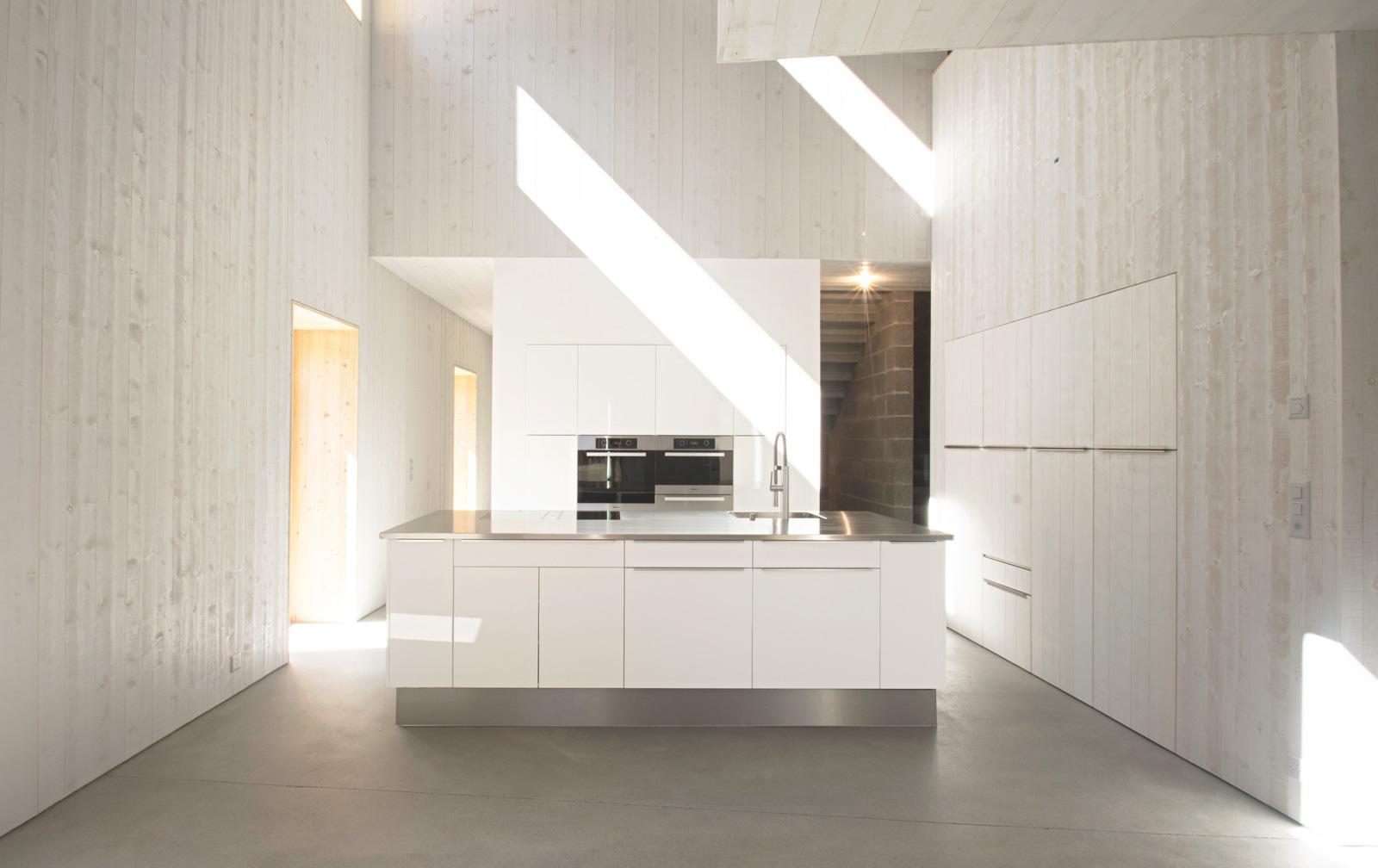 Projet maison Blattmann - atelier d'architecture Game