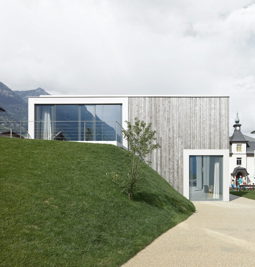EMS Martigny - architectes Game