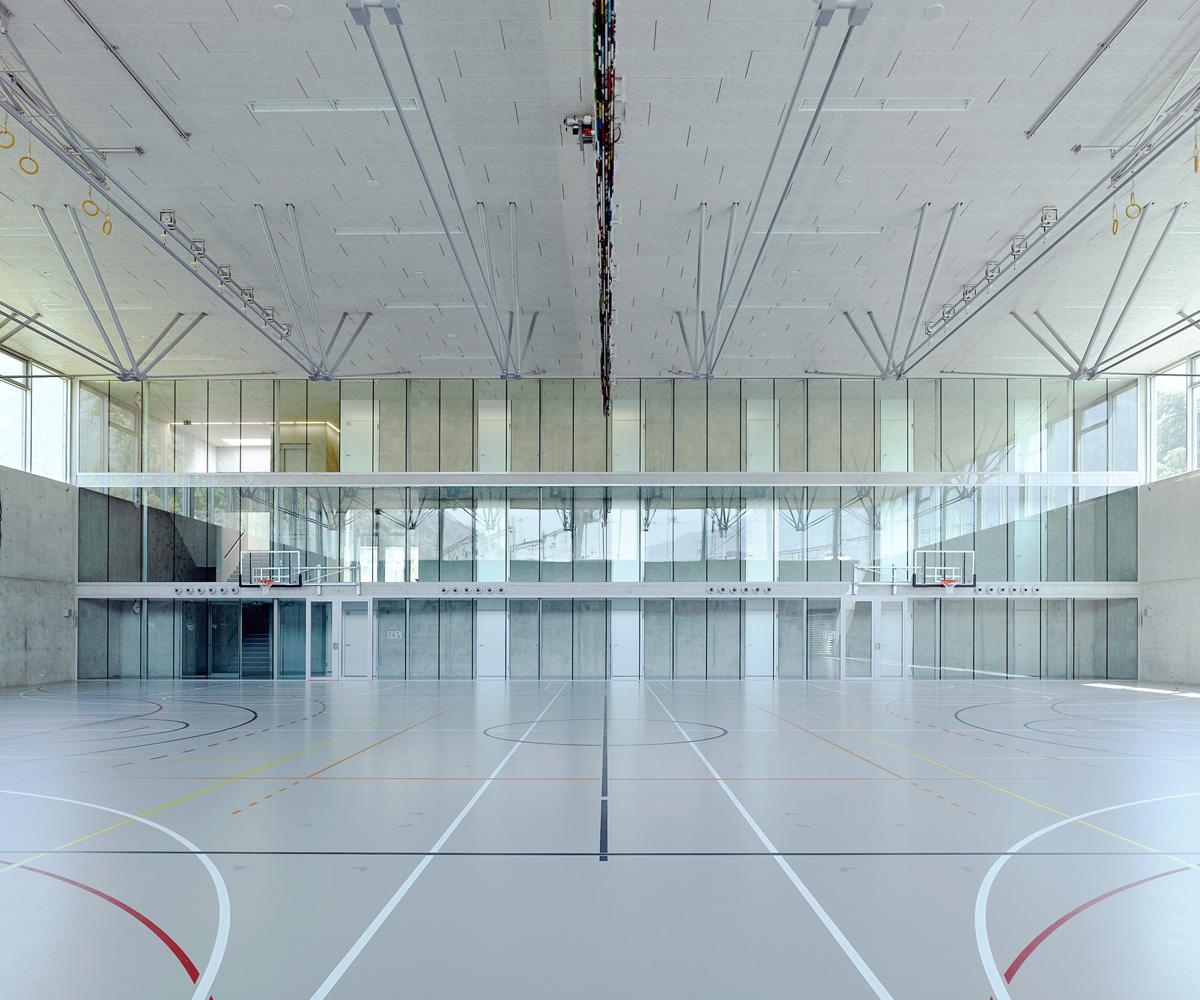 Atelier architecture Game Martigny - substance