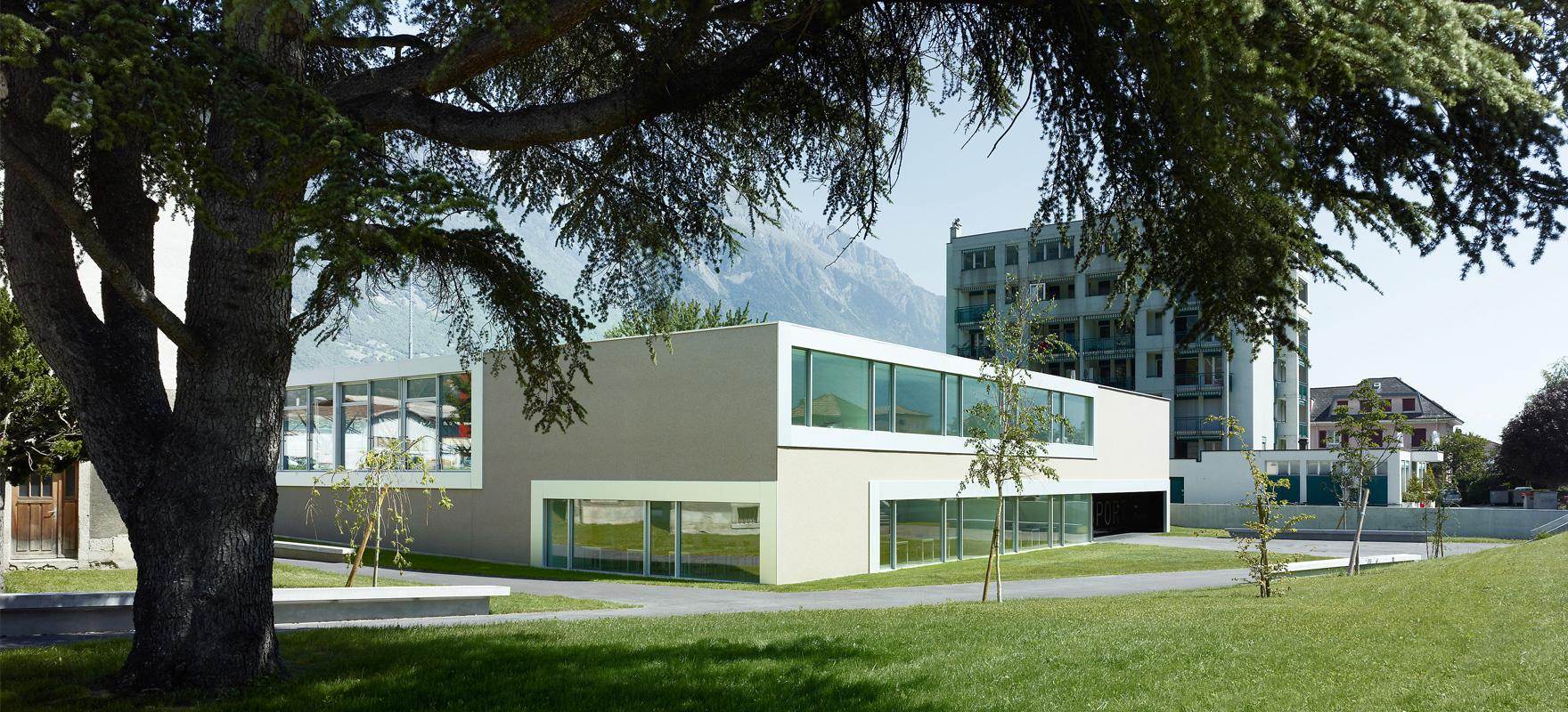 Game architecture - école professionnelle Martigny
